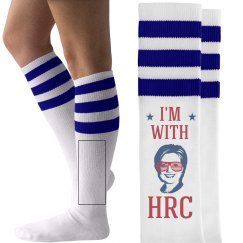 HRC Hillary Clinton Socks