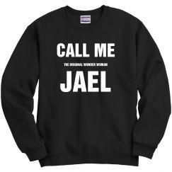 CALL ME JAEL - WONDER WOMAN