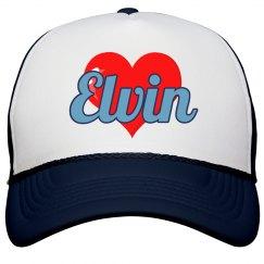 I love Elvin
