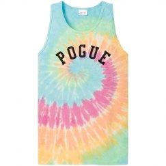 Pogue Pastel Tie Dye Outer Banks