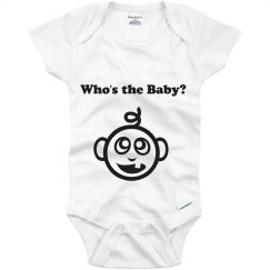 Who's the baby