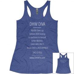 DHW Diva Tank