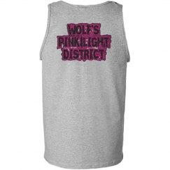 Wolf's pink light district