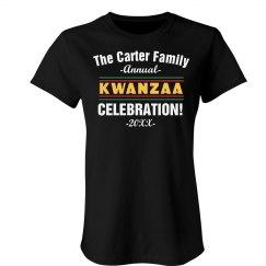 Kwanzaa Celebration Tee