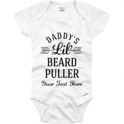 Daddy's Little Father's Day Baby