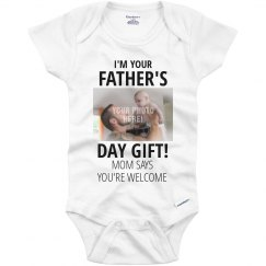 Custom Photo Funny Father's Day