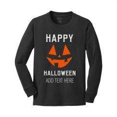 Happy Halloween Youth