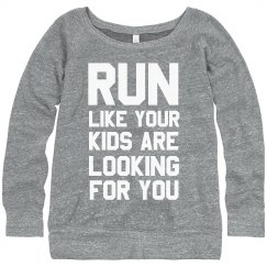 Funny Mom Running Workout