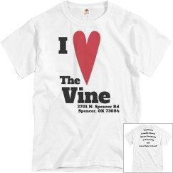 The Vine - short sleeve