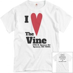 The Vine - short sleeve