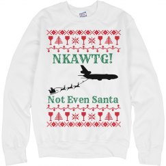 Not even Santa