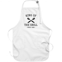 Father's Day King of the Grill Since Always