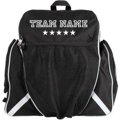 Make Your Own Team Name Bag