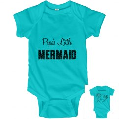 Papas little mermaid