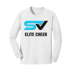 YOUTH White Long Sleeve