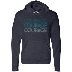 Comfy Courage Blue