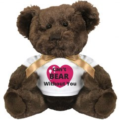 Can't bear without you