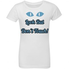 look but don't touch!