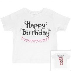 !st birthday