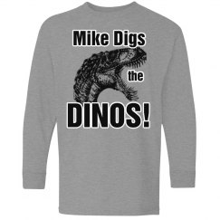 Mike Likes Dinosaurs