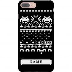 Space Invader Phone Case