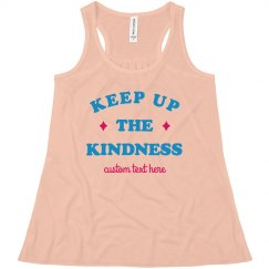 Keep Up the Kindness Youth Tank