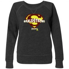 Women's PLUS Size Kalestrong Pullover