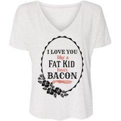 Bacon Like Love