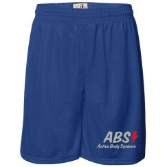 Active Body Systems- Mens Gym Short