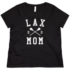 Custom I'm An LAX Mom