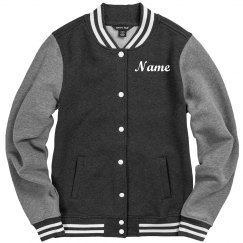 Add Your Name Custom Varsity Jacket