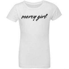 Mercy Girl -Youth Girls Princess Tee