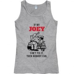 Joey can fix it!