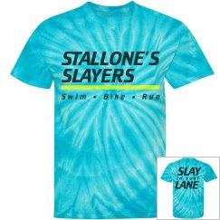 Triathlon Tie Dye Shirt
