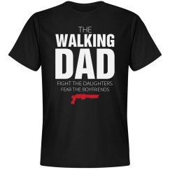 The Walking Dad Parody