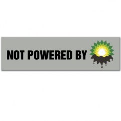 Not Powered By BP