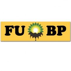 FU BP Sticker
