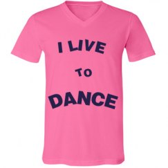 DANCER'S TEE SHIRT