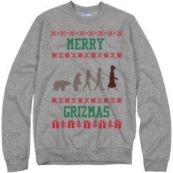 MERRY GRIZMAS