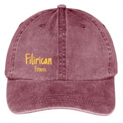Filirican Fitness Baseball Cap