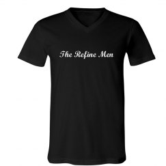 The Refine Men V-Neck men's T