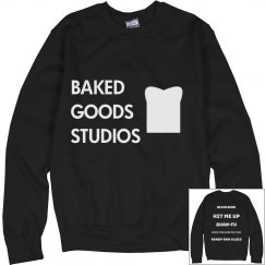 BAKED GOODS CREWNECK NEW
