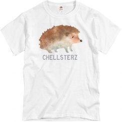Hedgehog tee Unisex