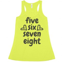 Dance In Five Six Seven Eight