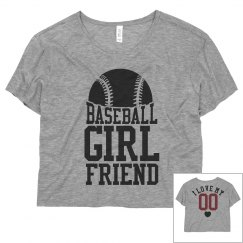 Baseball Cheer Crop