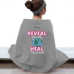 REVEAL Yourself Blanket