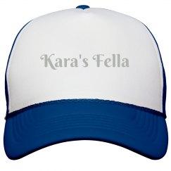 Kara's Fella Trucker Hat