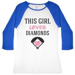 This Girl Loves Diamonds