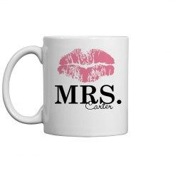 Mrs Mug - Pink