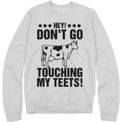 Some Vegan Dairy Humor